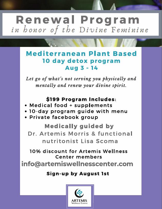 Renewal Program - 10-day Detox