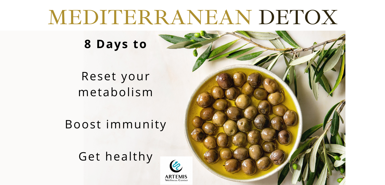 Mediterranean Detox Program